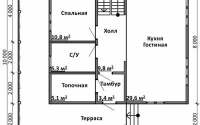 Срочный №21 _ 1. 1-й этаж