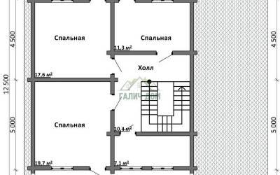 Срочный №26 _ 2. 2-й этаж