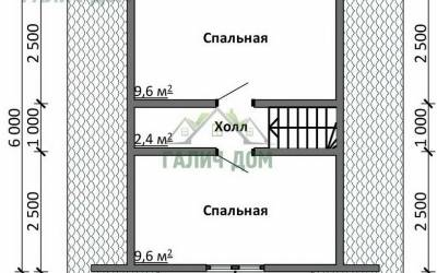ДБ-39 _ 2. 2-й этаж