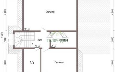 ДБ-42 _ 2. 2-й этаж