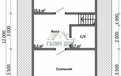 ДБ-15 _ 2. 2-й этаж