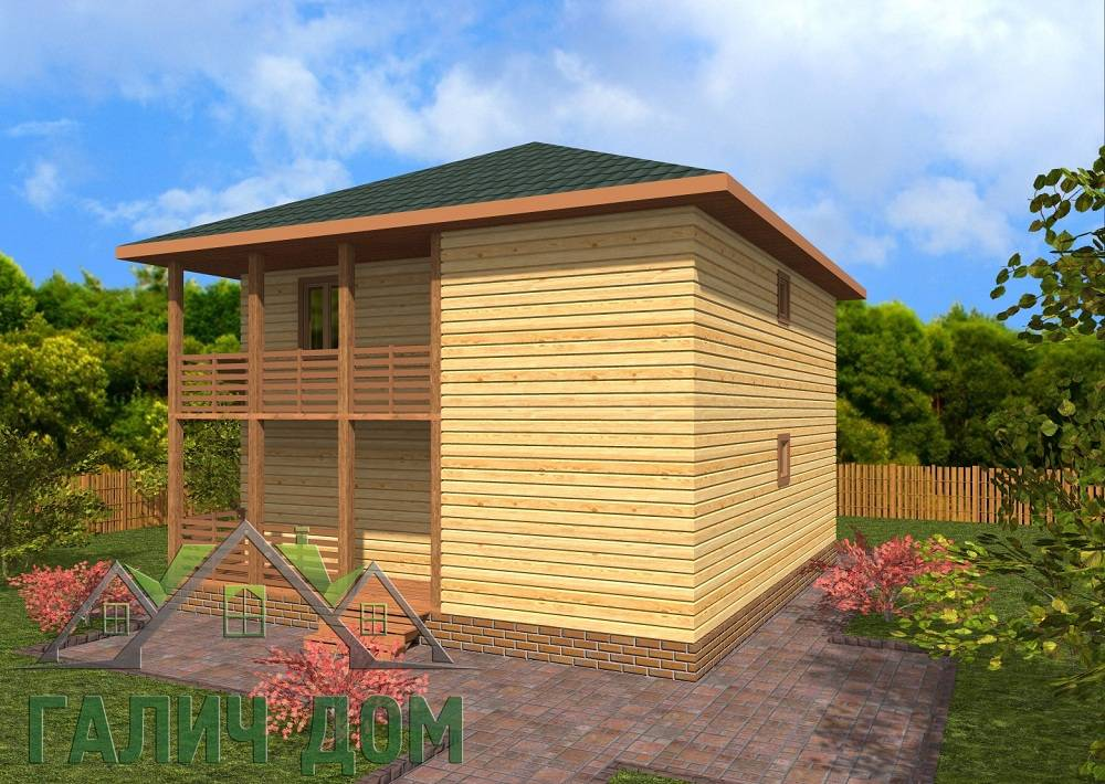 Проекты домов до 120 м2 фото 108