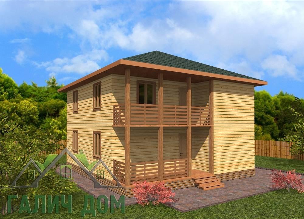 Деревянные дома под ключ недорого - проекты и цены москва.