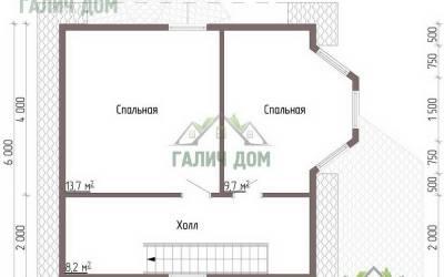 ДБ-41 _ 2. 2-й этаж