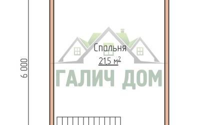 6х6( план 2 этажа маркер)