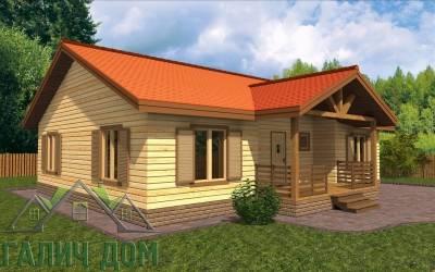 Дом из бруса 10х12 (маркер1)