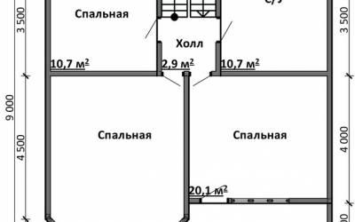 Срочный №3 _ 2. 2-й этаж