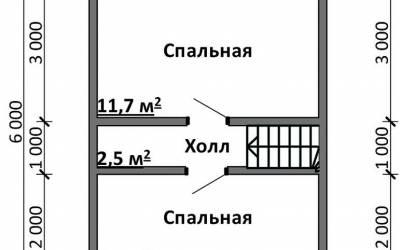 Срочный №19 _ 2. 2-й этаж