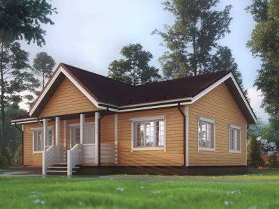 Картинка (4) Одноэтажный дом 10х12