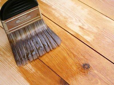 Чем обработать деревянный дом?