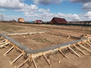 Какой фундамент выбрать для дома из бруса?
