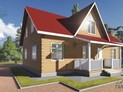 Картинка (4) Главный вход в дом (ДБ-96)