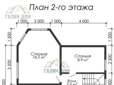 Картинка (6) Планировка 2-го (ДБ-25)
