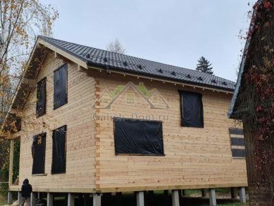 Строительство дома для постоянного проживания в Истринском районе