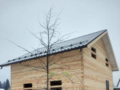 Готовый дом из бруса в Зеленограде