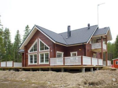 Плюсы и минусы домов из бруса для проживания