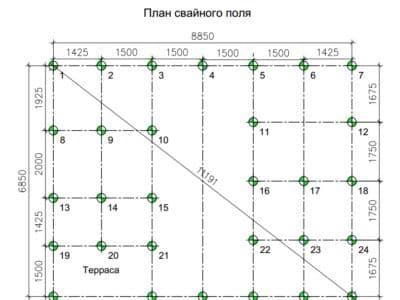 Картинка (6) План свайного поля (ДБ-180)