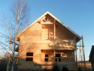 Строительство дома из бруса в Тамбове