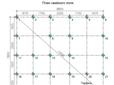 Картинка (7) План свайного поля ДБ-179)